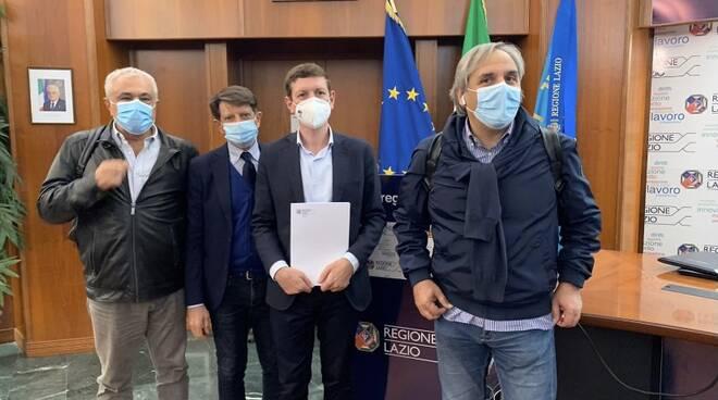 Anche la Cisl Medici Lazio ha sottoscritto l'accordo in Regione ...