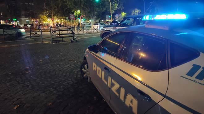 controlli movida polizia di stato roma capitale