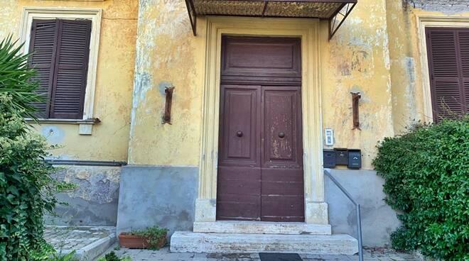 ex casa delle maestre ostia antica