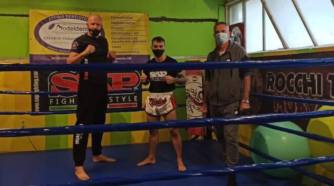 Federico Fava Muay Thai