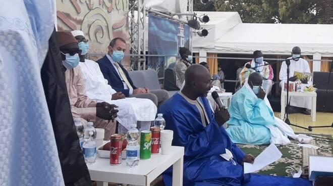 festa della diaspora comunità senegalese ladispoli
