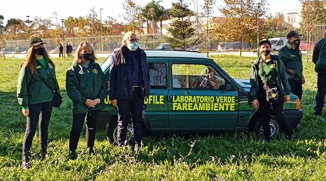 guardie zoofile fiumicino