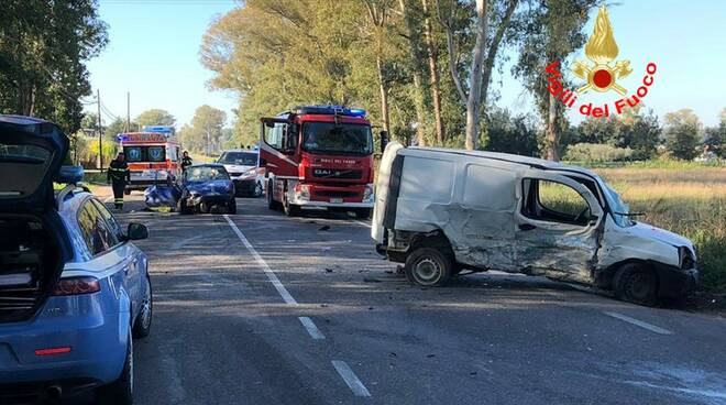 incidente mortale Migliara 53 Sabaudia