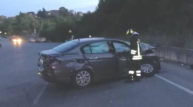 incidente via Laurentina
