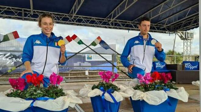 ITALIA EUROPEI COASTAL ROWING