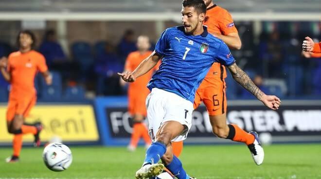 nazionale italiana calcio nations league pellegrini
