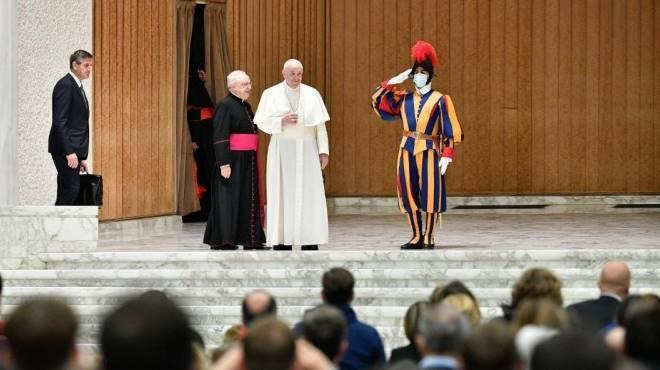papa francesco udienza mercoledì