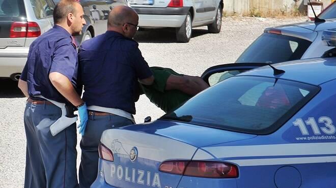 polizia di stato prenestino