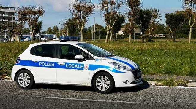 polizia locale fiumicino