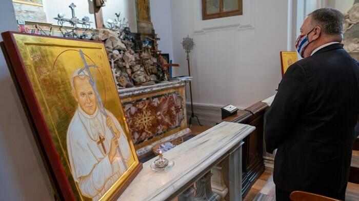 pompeo vaticano