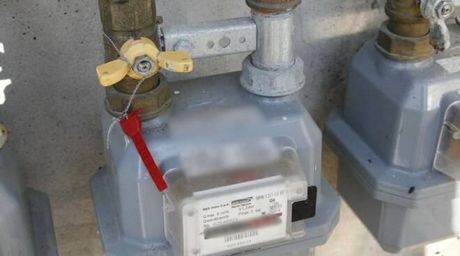 sigilli contatore gas