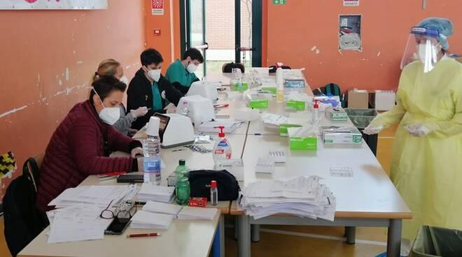 test scuola via varsavia parco leonardo