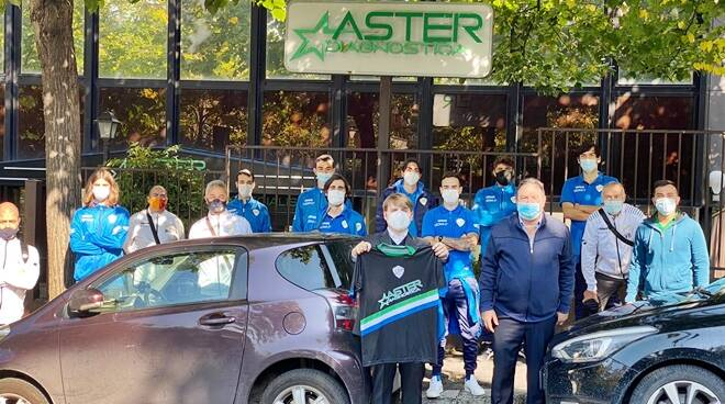 torrino calcio a 5 aster diagnostica