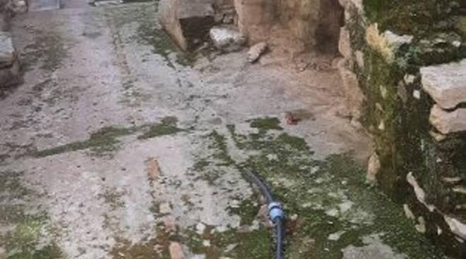 vico giordano bruno Minturno