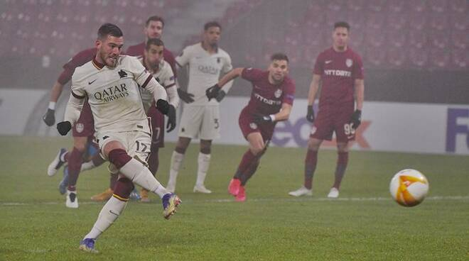 as roma europa league veretout