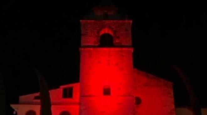 campanile fondi rosso