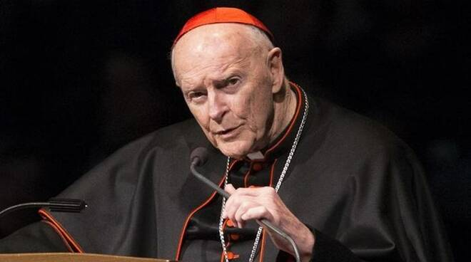 cardinale mccarrick pedoflia