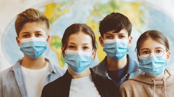 Rapporto Unicef adolescenza e Covid