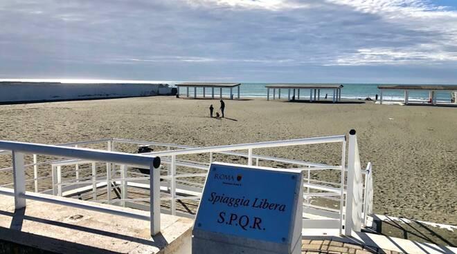 spiaggia SPQR