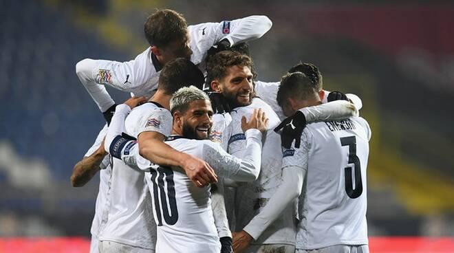italia azzurri nations league