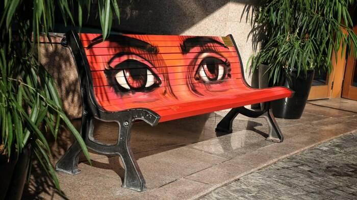 panchina rossa violenza donne regione lazio