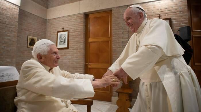 papa francesco benedetto xvi cardinali concistoro