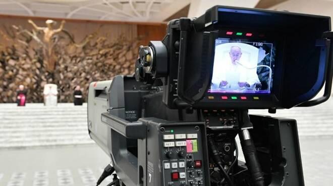 papa francesco udienza comunicazioni