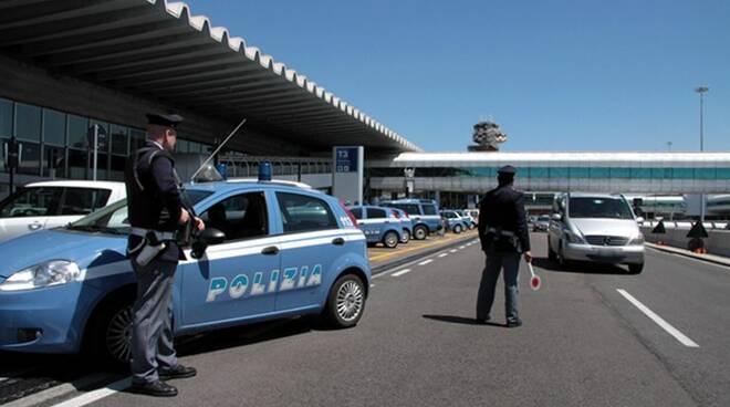 polizia aeroporto