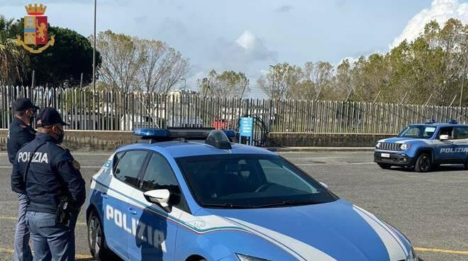 polizia di stato ostia