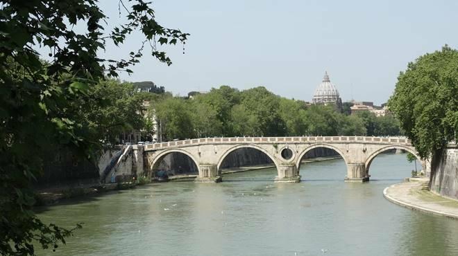 ponte sisto roma