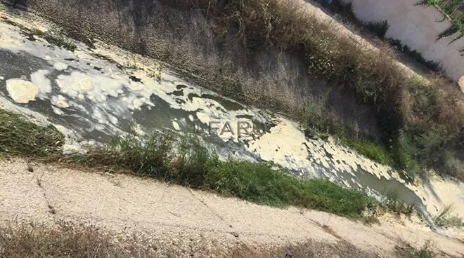 schiuma canale biffi tor san lorenzo