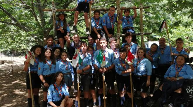 scout formia