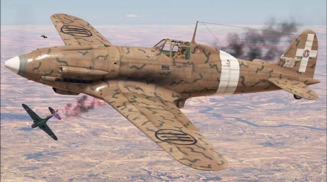 aereo da caccia Macchi 202
