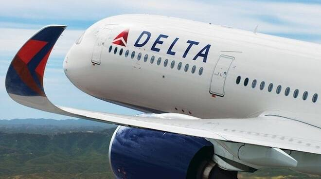 delta airlines aereo