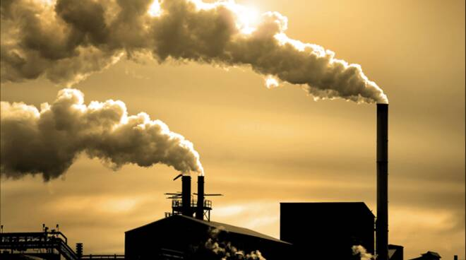 gas serra industria clima