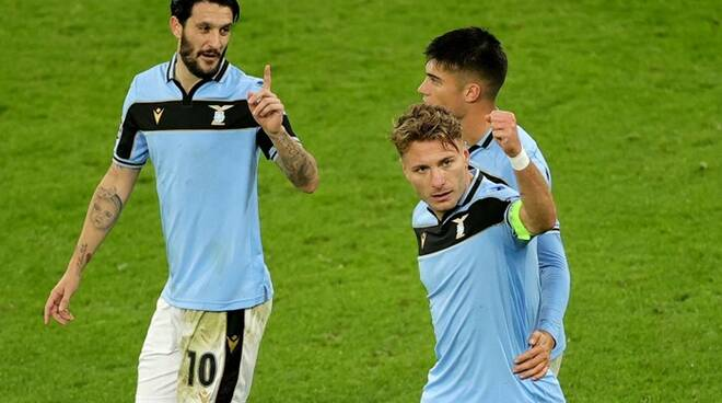 immobile ss lazio champions league