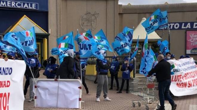 Manifestazione Anzio Conad