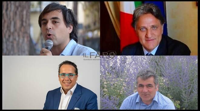 Marciano, Conte, Cardillo Cupo e D'Angelis