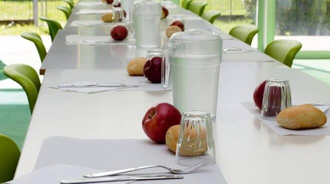 mensa scolastica fiumicino