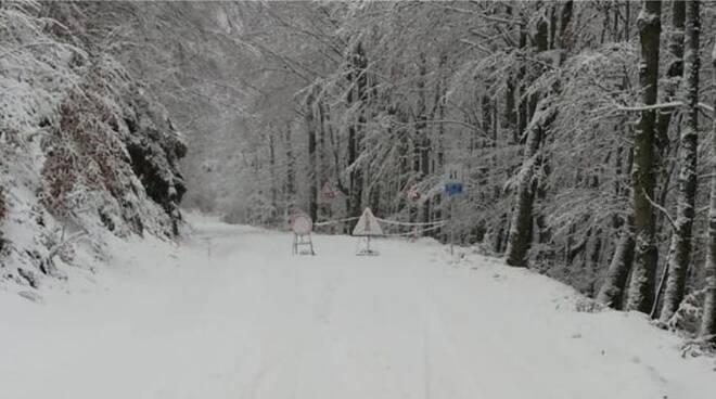 neve terminillo