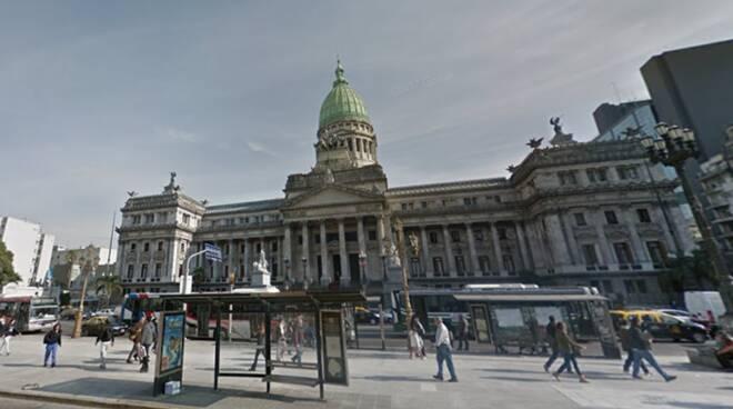 senato buenos aires argentina