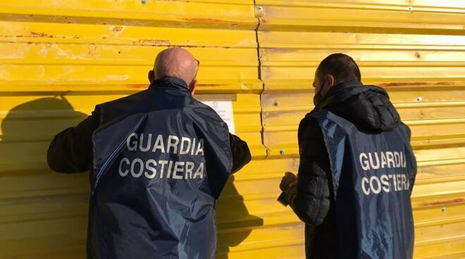 sequestro cantiere terracina