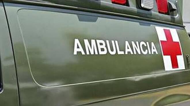 Ambulanza Santo Domingo