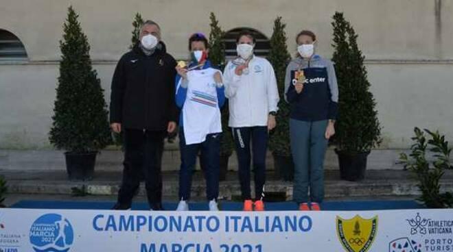 campionati italiani marcia
