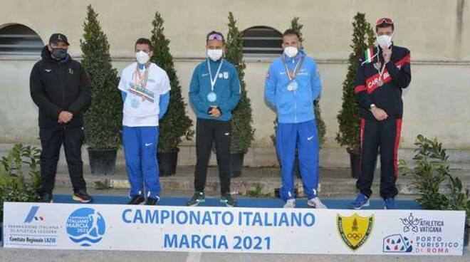 CAMPIONATI ITALIANI MARCIA OSTIA