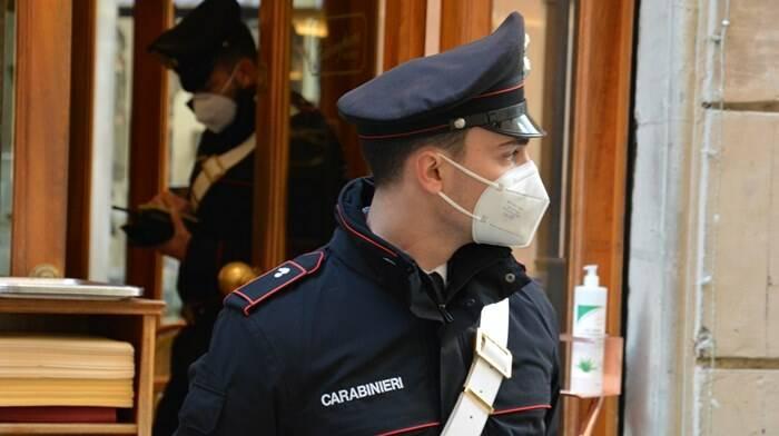 carabinieri covid-19 coronavirus