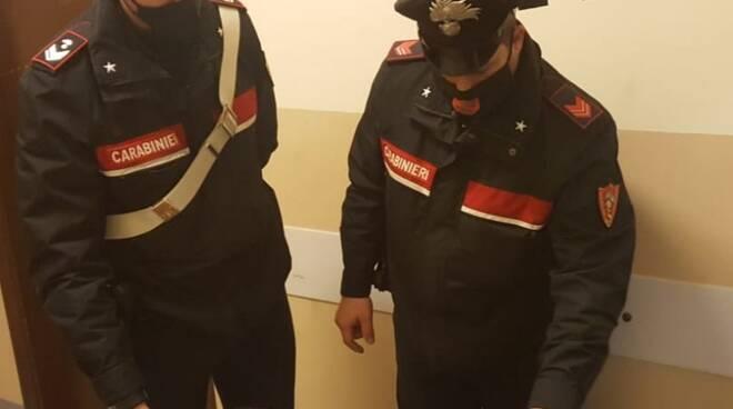 carabinieri Pomezia