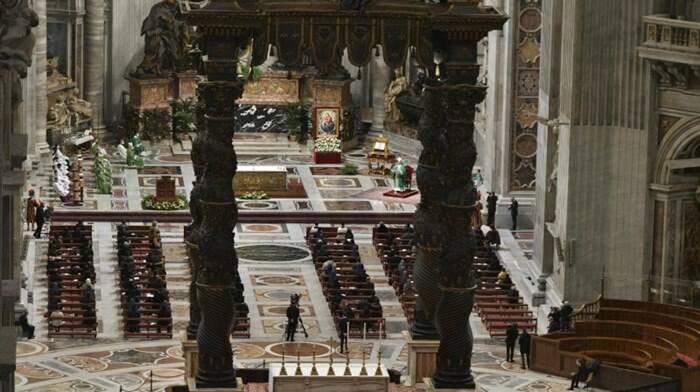 messa domenica parola di dio vaticano