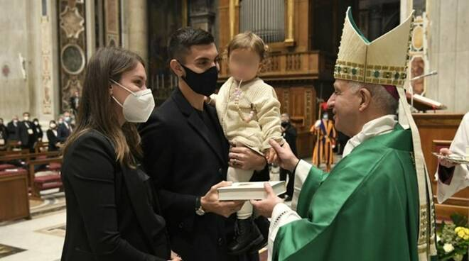pellegrini vaticano