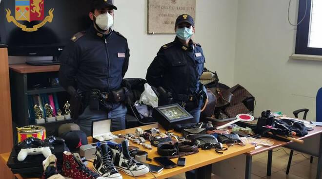 polizia Ostia
